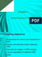 HRP and HRIS