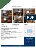 CP1046106 - Apartament 2 camere semidecomandat  Vasile Aaron [RO]