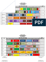 Jadwal Pelajaran Kelas 3 TA 2020-2021