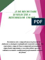ASIGURAREA RESURSELOR UMANE-ETAPELE DE_RECRUTARE_SELECTIE_PERSONAL