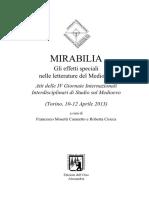 2013 Mirabilia 1