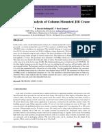 Design_and_Analysis_of_Column_Mounted_JI