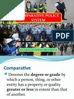 299750245 Comparative Police System Pptx