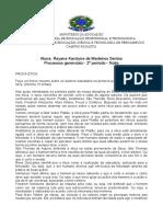 PROVA DE ÉTICA  - Rayane Karolyne de Medeiros Santos