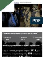 Albomnaya Zaschitim Mitinguyuschikh Zakonom Svobodu Politzaklyuchennim 34 Str