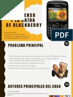 Caso Blackberry - Caso Grupo 4