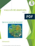 INTRO-PUESTOS DE AVANZADA NIVEL 1