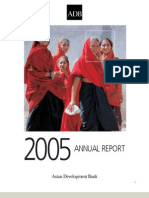 ADB Annual Report 2005