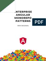 Enterprise Angular Mono Repo Patterns