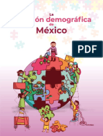 Situacion Demografica de México 2020