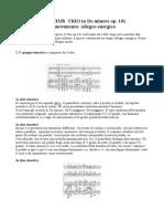 Brahms Trio Analisi