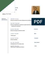 CV Ali Barkallah