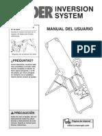 Tabla de Inversion (Manual)