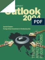 Asian Development Outlook 2004