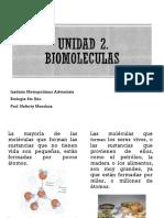 Clase2 Biomoleculas