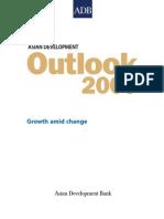 Asian Development Outlook 2007