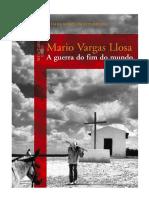 Mario Vargas Llosa - A Guerra do Fim do Mundo (2013)