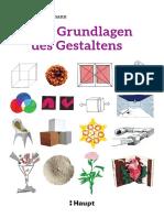 Die Grundlagen Des Gestaltens - Roberta Bergmann