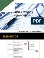 Presentación Costos y Estados Financieros 2 - Copia