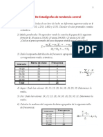 2.1  Unidad  II Estadigrafos de tendencia central