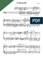 Debussy-Cakewalk
