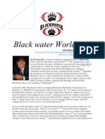 Raymond Davis worker of BlackWater Worldwide