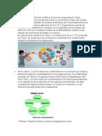 Teorias administrativas y fundamentos