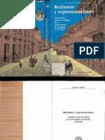 Garrido, Margarita - Reclamos y representaciones. Variaciones sobre la política en el Nuevo Reino de Granada, 1770-1815
