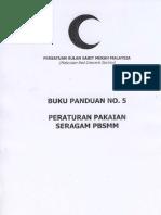 Buku Panduan no 5 BSMM