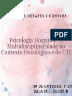 Psicologia Hospitalar e UTI