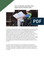 Despido en Estado de Debilidad Manifiesta Hace Procedente Reintegro Laboral Mediante Tutela