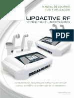 ManualUsuario Lipoactive RF