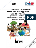 Module 7 21st Century Literature