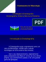 Aula 001-cristalografia