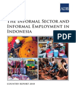 The Informal Sector and Informal Employment in Indonesia