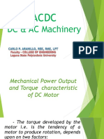 ACDC_ DC MOTOR_LECTURE NOTES 5