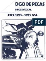 Manual Da CG ML 1980