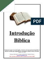 Apostila de Introdução Bíblica