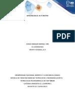 Jorge Bernal -MODALIDADES DE DATOS