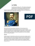 Biografia Ramón Matías Mella