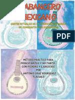 Alabancero Mexicano (método didactico para alabanzas y cantos concheros)