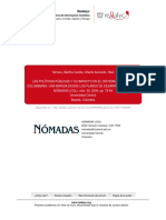 LAS POLITICAS PUBLICAS Y SU IMPACTO EN EL SISTEMA EDUCATIVO COLOMBIANO