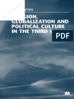 Religion, Globalization and Political Culture in the Third World by Jeff Haynes (eds.)