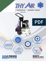 Scheda Prodotto PSH_224 Sistemi Per La Sanificazione 2 Ante