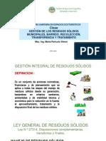 10087296_Clase Gestión de Residuos Sólidos Municipales, Barrido, Recolección, Transferencia, Tratamiento