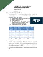 Especificaciones Tecnicas Comunicaciones Rancas 07 02 2014