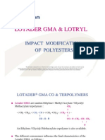 Impact Modification of Polyesters