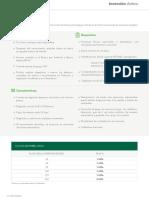 Folleto Informativo Inversion Azteca