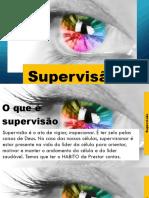 SUPERVISAO DE CELULA