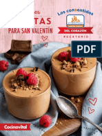 Grupo Medios - Recetas San Valentin Chedraui Cocina Vital